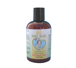 GO Baby Bliss Shampoo & Body Wash