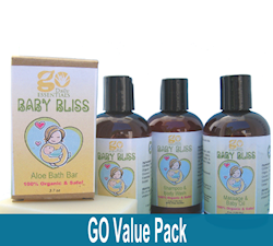 GO Baby Bliss Value Pack